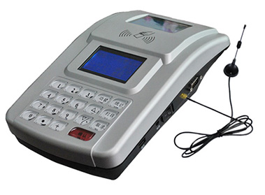 433无线收费机台式