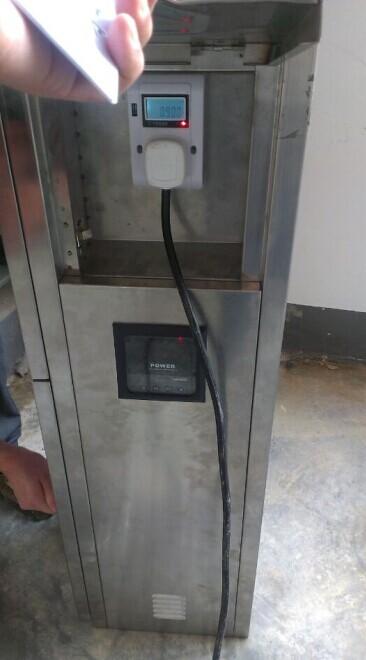 电动汽车充电桩计时计量刷卡收费系统